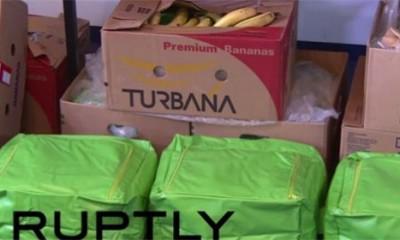 Otkrili 300 kila kokaina u prodavnici