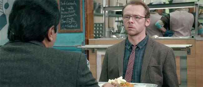 Simon Pegg u novoj komediji