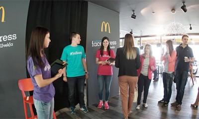 McDonald's vas stavlja na bilbord ispred Ušća i na Terazijama  %Post Title