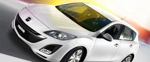 Mazda štedi energiju