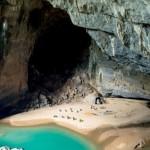 Skrivena plaža u pećini  %Post Title