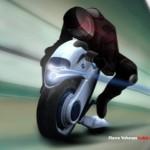 Upola manji, upola brži motocikl