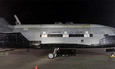 Amerikanci ponovo lansiraju misteriozni X-37B  %Post Title