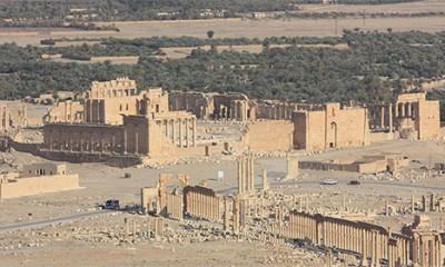 ISIS idioti u drevnoj Palmiri  %Post Title