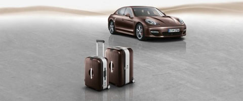 Porsche Panamera – Stilska kolekcija