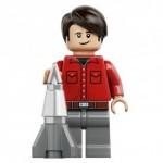 The Big Bang Theory Lego komplet  %Post Title