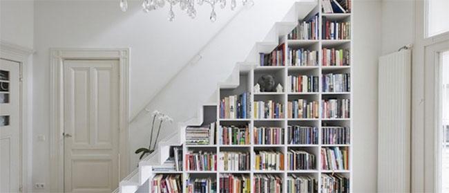 Savršena polica za knjige