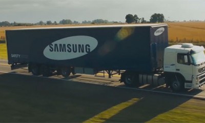 Samsung napravio najbezbedniji kamion  %Post Title