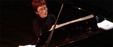 Branka Parlić – Pijanistkinja