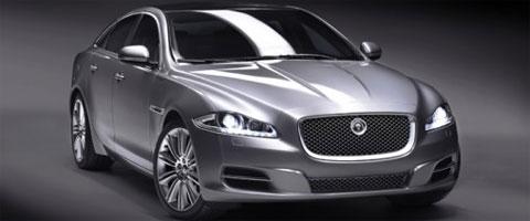 Novi Jaguar XJ