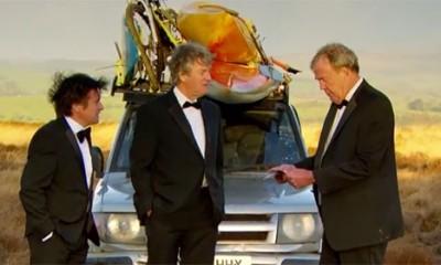 May, Clarkson i Hammond ponovo na malim ekranima
