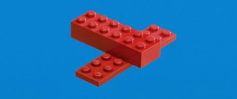 Lego – Zamisli