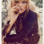 Kate Moss u Rock stilu  %Post Title