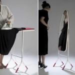 Daska za peglanje - Ogledalo