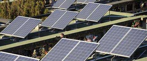 Groblje na solarnu energiju