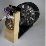 Automobil inspirisan motociklom