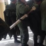 Ovako se kažnjava u ruskoj armiji  %Post Title