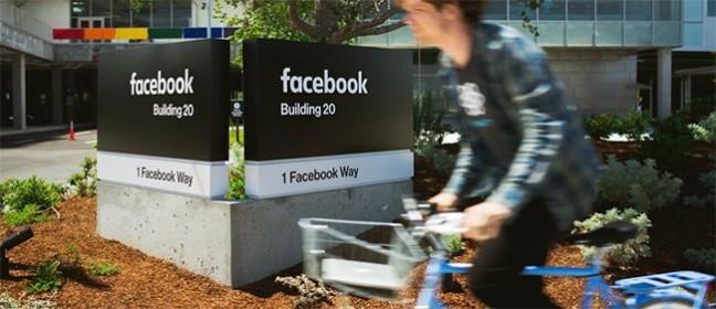 Facebook promenio logo