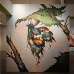 Muzej dao grafiti umetnicima da rade šta god hoće