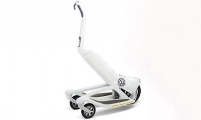 Volkswagen sada pravi tricikle