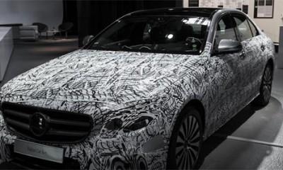 E klasa Mercedesa dolazi iz budućnosti  %Post Title