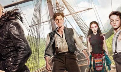 Hugh Jackman i Rooney Mara u filmu Pan  %Post Title