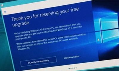 Ne, niste dobili Windows 10
