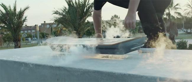 Lexus leteći skejt