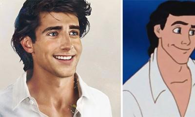 Kako bi Disney tipovi izgledali u stvarno, životu