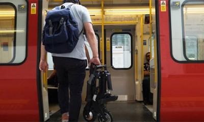 Najmanji električni bicikl na svetu  %Post Title