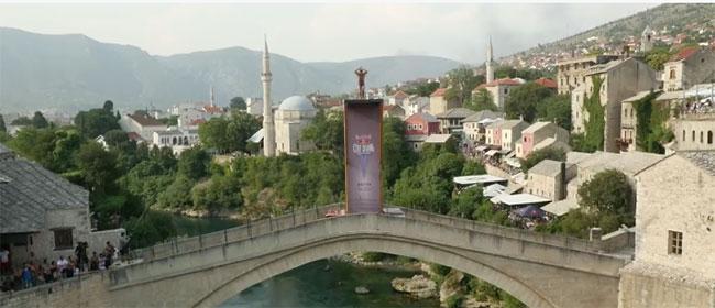 Najbolji skokovi u Mostaru