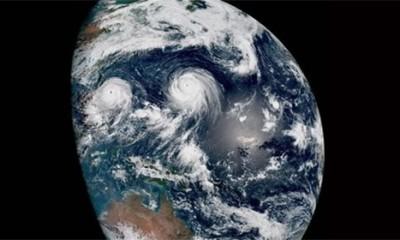 Stiže oluja iznad okeana