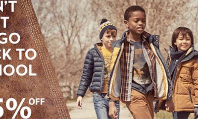 Timberland akcija BACK TO SCHOOL  %Post Title