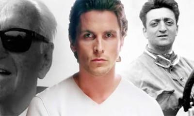 Christian Bale je Enzo Ferrari  %Post Title