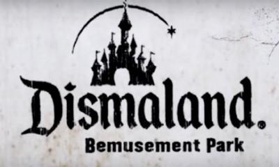 Banksy reklama za Dismaland