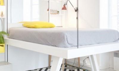 Krevet koji se penje do plafona  %Post Title