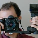 Tamni blic na fotoaparatu