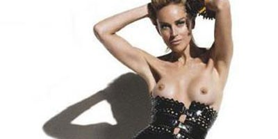 Sharon Stone - toples u pedeset prvoj!  %Post Title