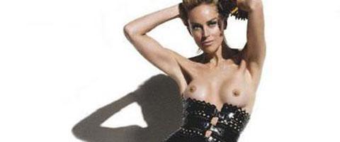Sharon Stone – toples u pedeset prvoj!