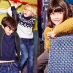 Deca u Zara modelima