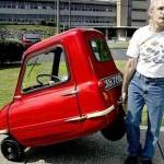 Najmanji auto na svetu  %Post Title