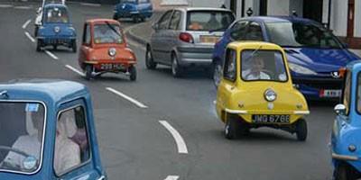 Najmanji auto na svetu