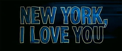Volim te New York