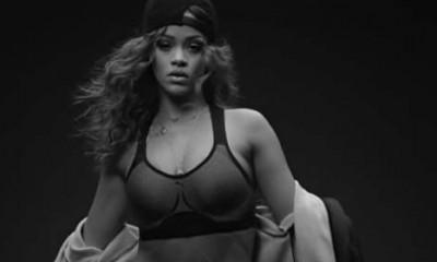 Rihanna u Puma sportskim krpicama