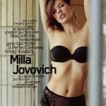 Mila Jovović za Maxim  %Post Title