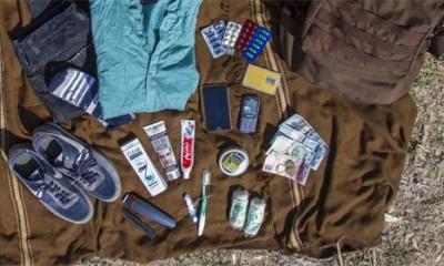 Šta se krije u izbegličkim torbama?