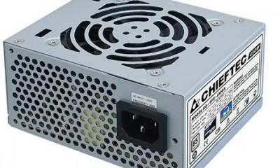 Malo, a snažno napajanje – Chieftec SFX-450BS  %Post Title