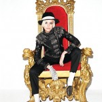 Agyness Deyn kao Michael Jackson  %Post Title