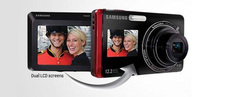 Samsung sa dva ekrana