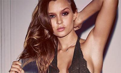 Vrela Dankinja u Victoria's Secret vešu  %Post Title